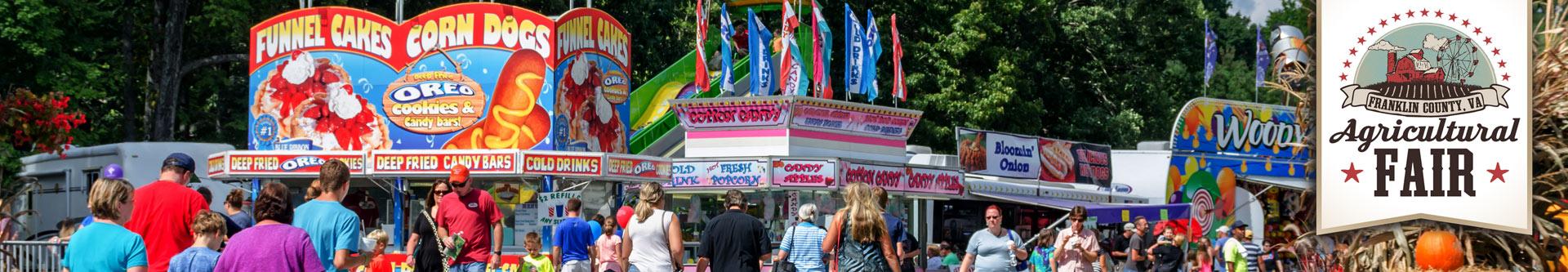 Franklin County Agricultural Fair Vendors