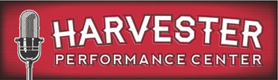 Harvester Stage brought to you by the Harvester Performance Center